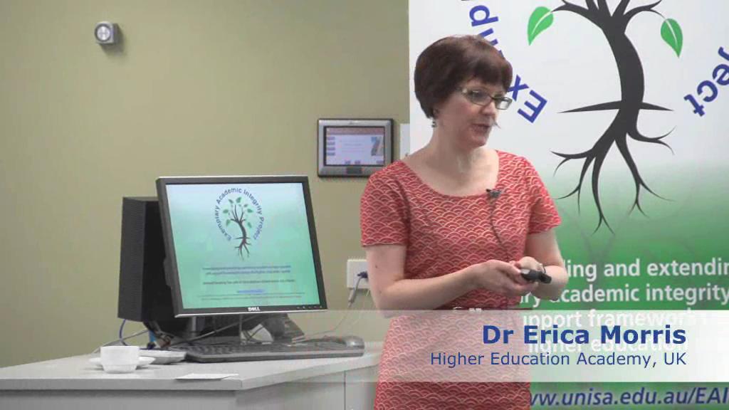 Dr Erica Morris