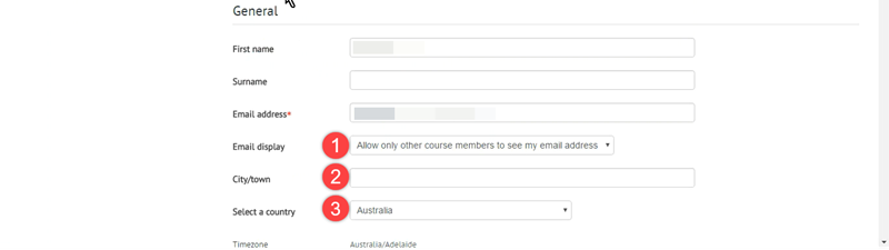 change email digest setting