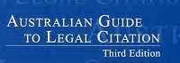 Legal Citation Logo