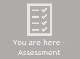 assessment main_you are here