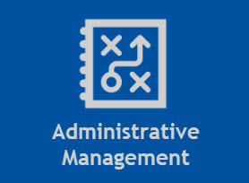 admin management icon