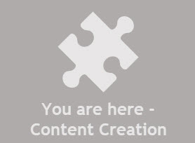 content creation main_you are here