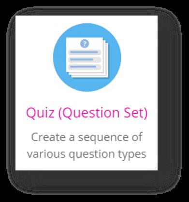 Quiz set