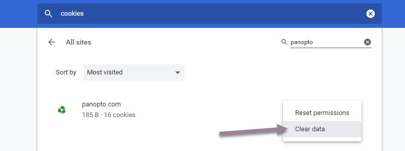 Chrome_settings_panopto_clear data