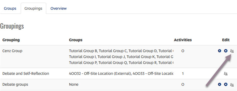groupings_show groups in grouping