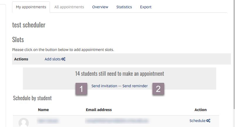 scheduler_send emails