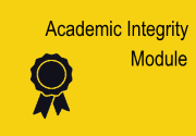 Academic Integrity Module