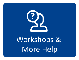 For workshop times and more information click here