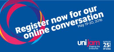 Register for unijam 2016