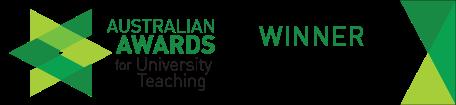 Australian Awards for University Teaching Winner 2016