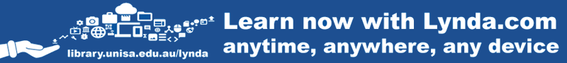 Learn anytime with Lynda.com